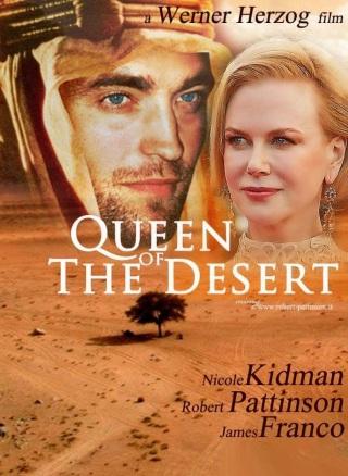 queen o desert