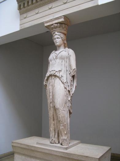Caryatid-Erechtheum-British_Museum