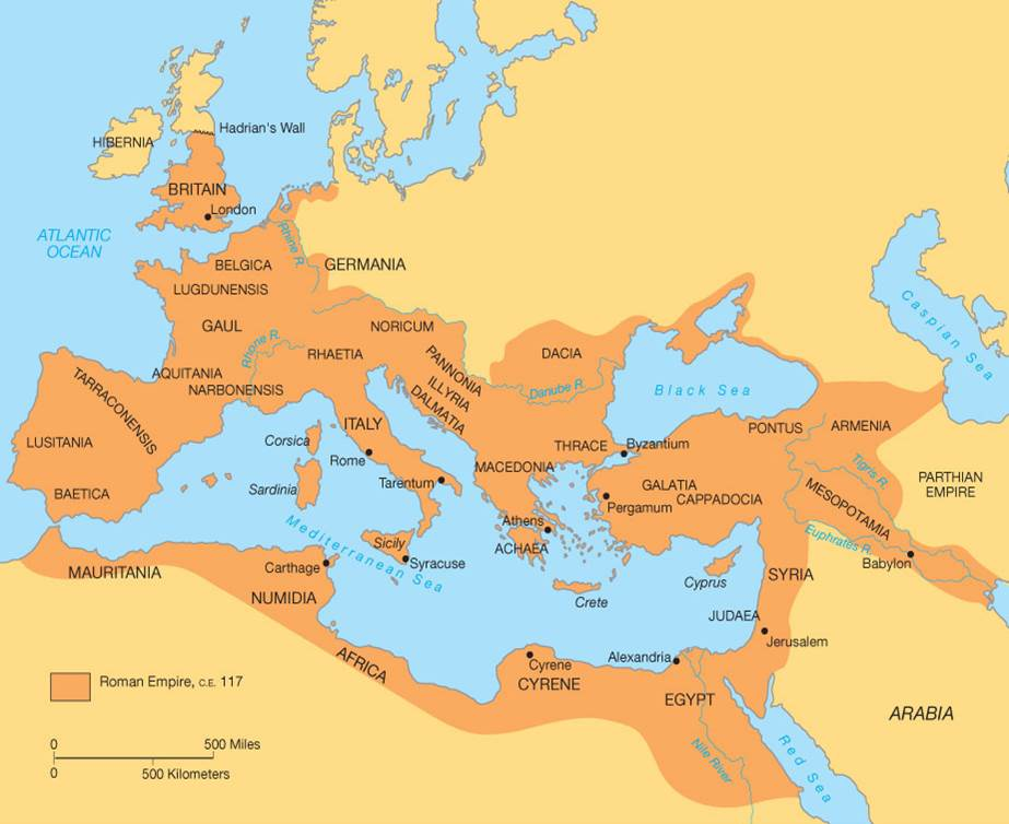 The Fall of the Roman Empire | dr dud's dicta