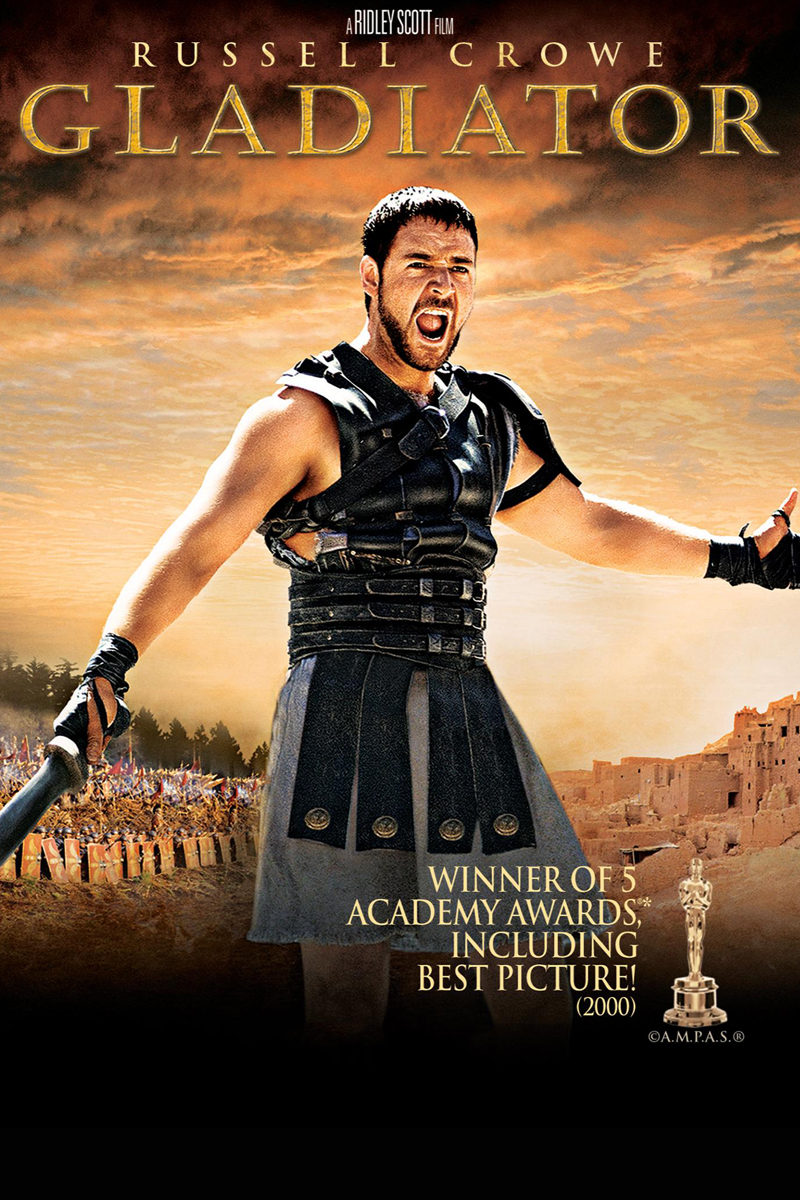 gladiator movie fact or fiction