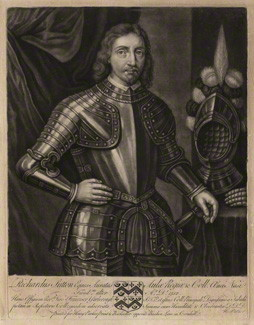 NPG D4337; Sir Richard Sutton by John Faber Sr, after  Unknown artist