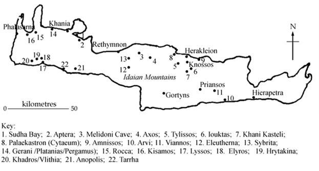 pash map