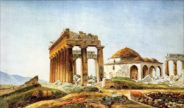 Parthenon 1715