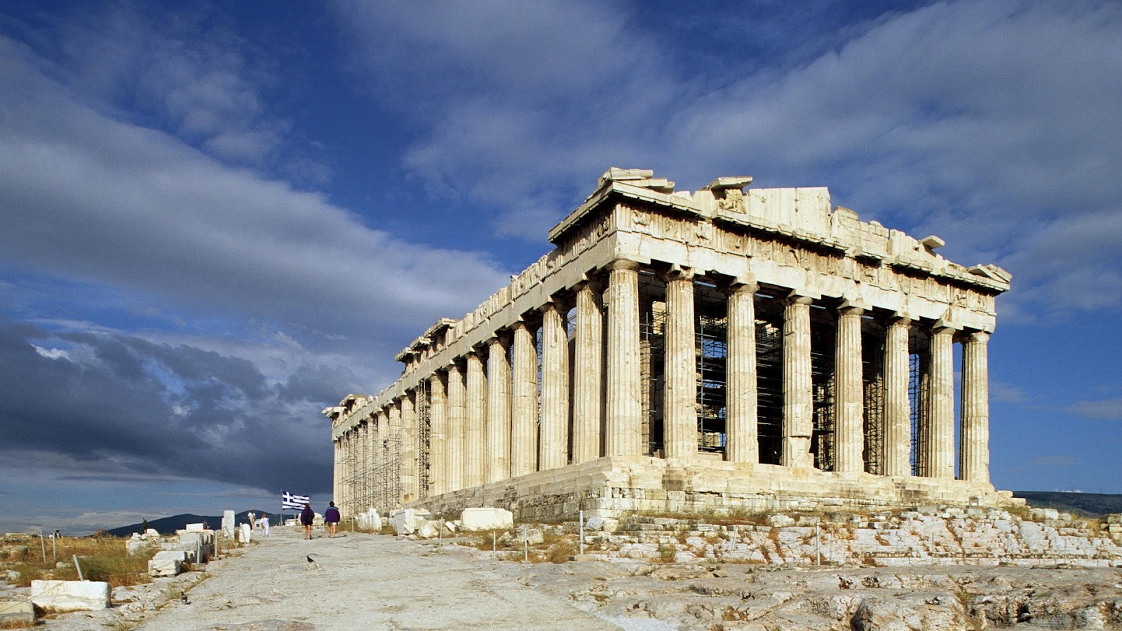 The Parthenon – then and now | dr dud's dicta