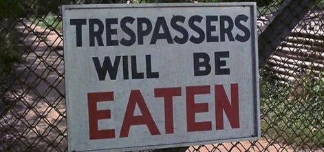 trespass eatn