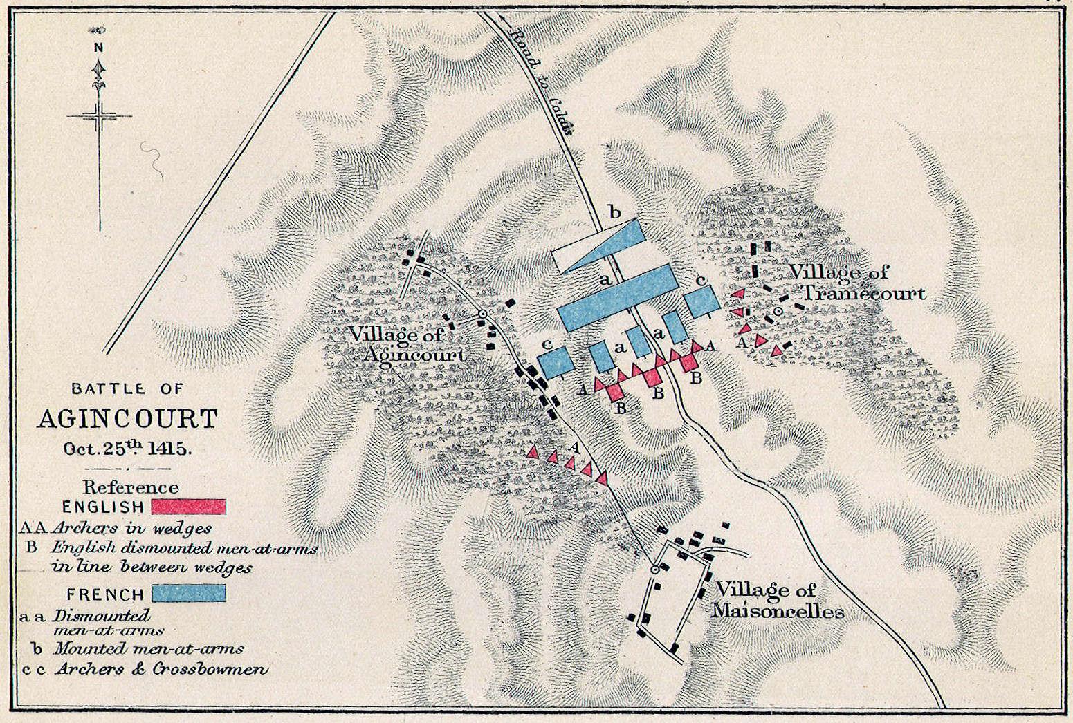 Battle of Agincourt | dr dud's dicta