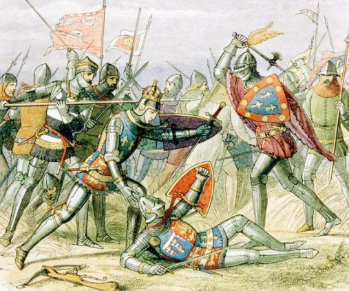 King Henry V and The Battle of Agincourt.