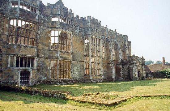 cowdray-castle